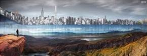 طراحی آسمانخراش اطلاعاتی پایدار در ایسلند
