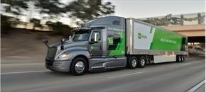 کامیونهای نامهبر خودران در ناوگان پست آمریکا