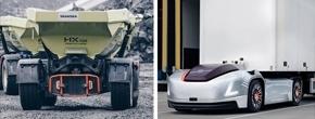 """""""ولوو"""" خط تولید جدید حمل و نقل خودران راه اندازی میکند"""